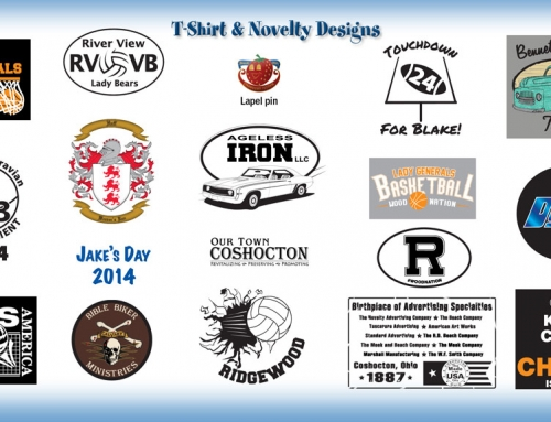 Logos and Promotional Designs
